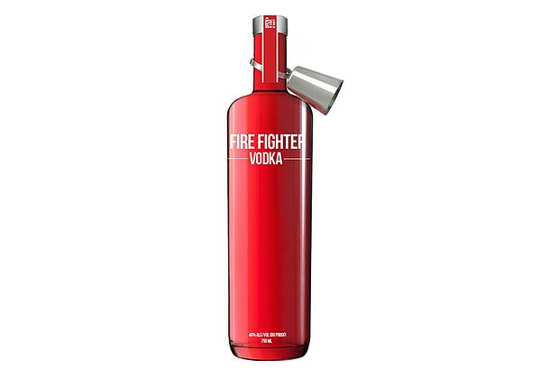 Fire fighter vodke
