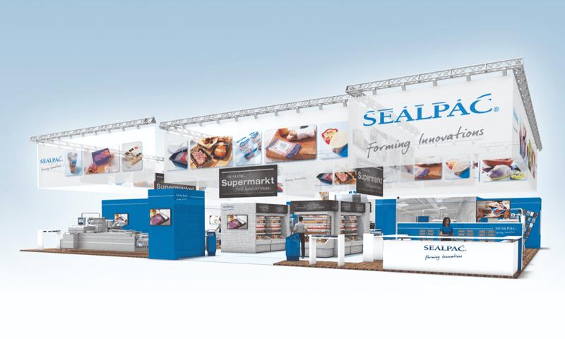 SEALPAC stand at IFFA 2019