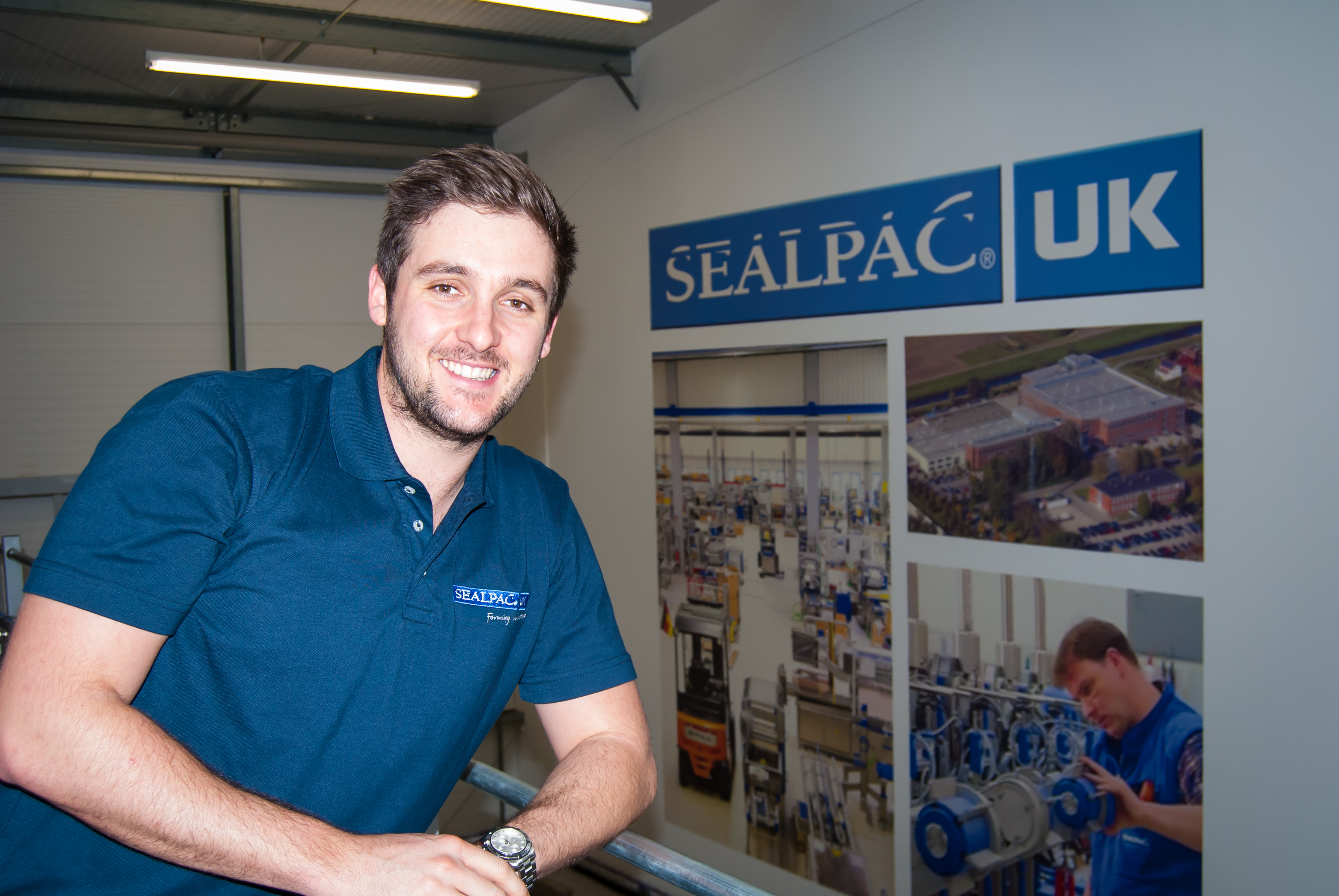SEALPAC UK welcomes new sales manager